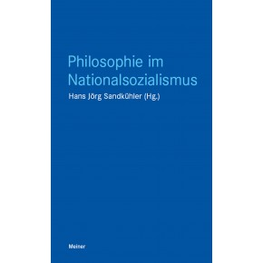 Philosophie im Nationalsozialismus